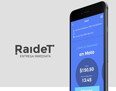 Raidet App