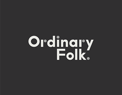 Ordinary Folk - Reel