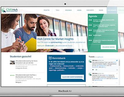 Centre for Market Insights HvA