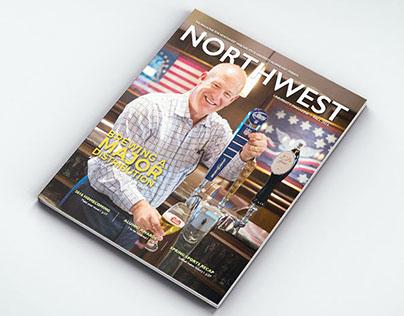 Alumni Magazine Redesign