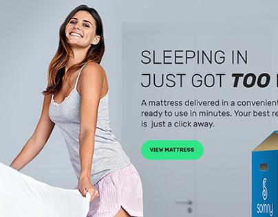 Shopify Website, Pamphlet and Box Design