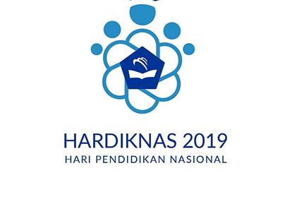 Logo Design #SayembaraHardiknas2019