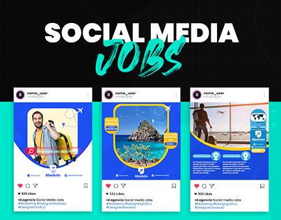 Social media Jobs #2
