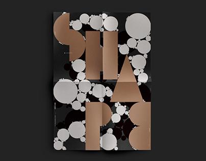SHAPE. Blank Poster x NODA x Flip.