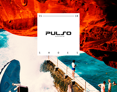 Pulso shoes SS2018 campaign