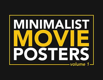 minimalist movie posters | volume 1