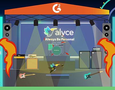 Alyce Fest (G2 Recognition Spring 2021)