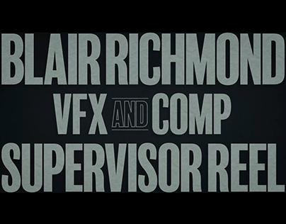 VFX & Compositing Supervisor Reel