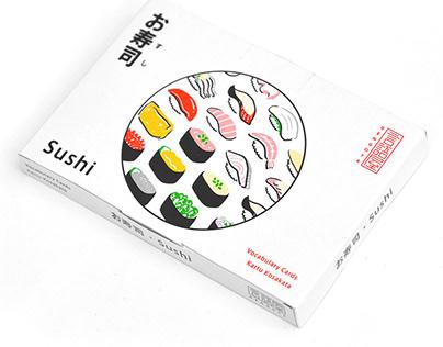 Sushi 「お寿司」