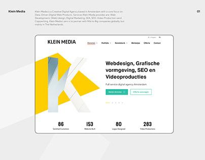 Design studio website