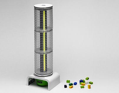 LEGO Step Sequencer