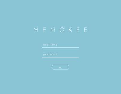 Memokee