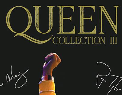 Queen Collection III Trabalho para Escola SAGA