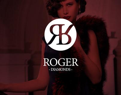 Logo Design : Roger