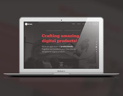 HE:labs new website
