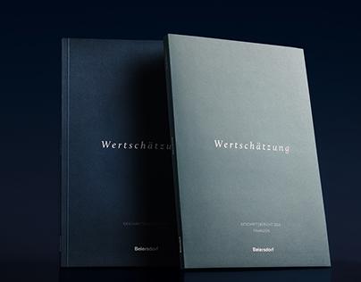 Beiersdorf Annual Report – Case Study