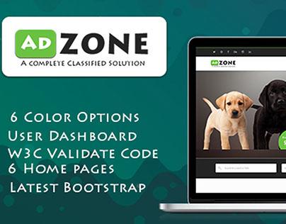 AdForest - Classified Ad posting Wordpress themes