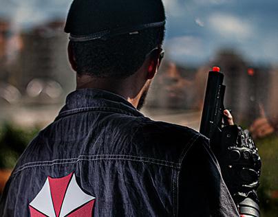 Resident Evil - Wellcosplay