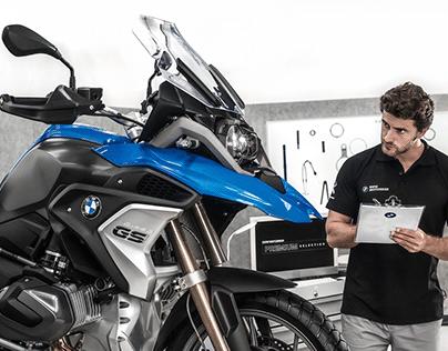 BMW MOTORRAD PREMIUM SELECTION