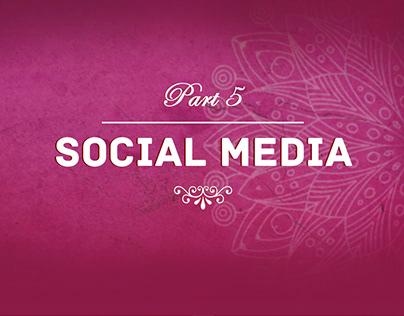 Interior Design Company Social Media
