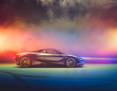 McLaren 720s. Some See More. A Trichromatic Film