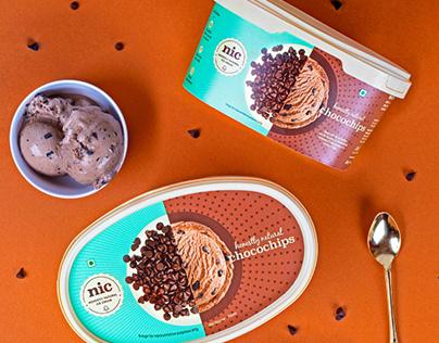 NIC - Honestly Natural Ice creams