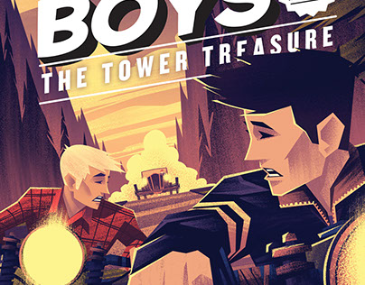 Hardy Boys Cover