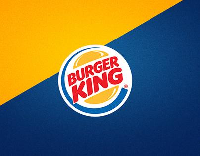 Burger King Venezuela - Social Media 2018
