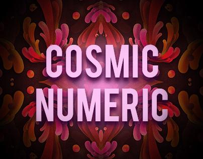 COSMIC NUMERIC / Illustration and Design