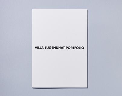 VILLA TUGENDHAT PORTFOLIO