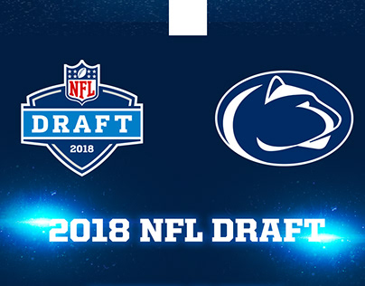 2018 NFL Draft Uniform Swaps // Penn State