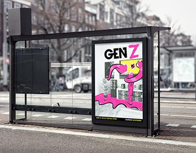 GEN Z: T.V. Ident