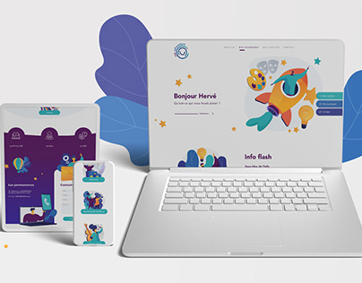 CSE ADVENTURE - Branding / Webdesign / Emailing