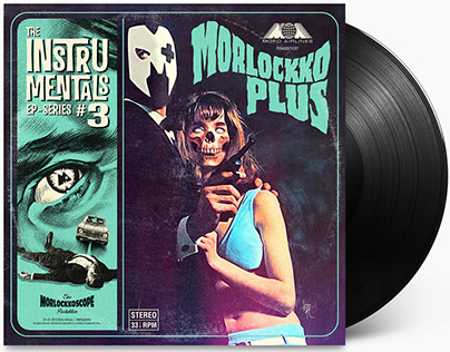 Morlockko Plus – The Instrumentals EP-Series #3