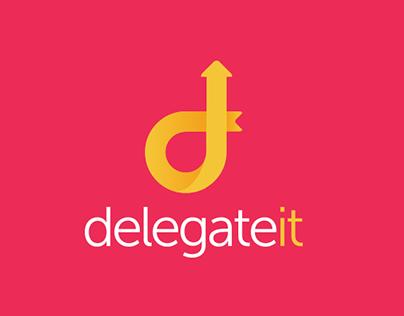 DelegateIt - Branding