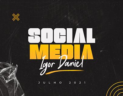 Social Media / Igor Daniel Life Mentor