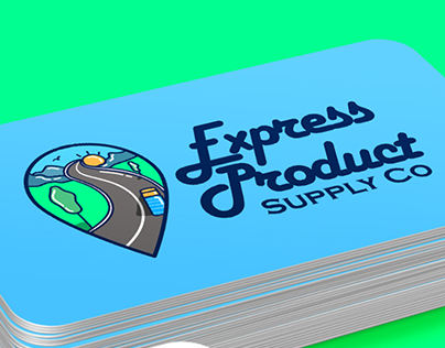 Express Product - Brand Identity