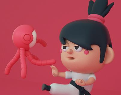 3D Character 2020 Vol. 2