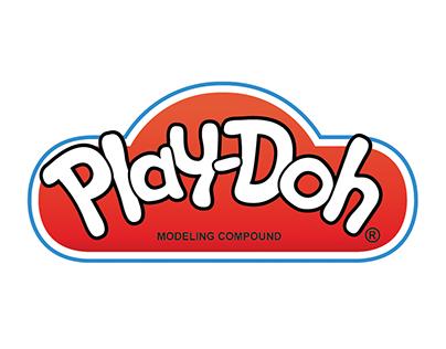 PLAY DOH CLIP