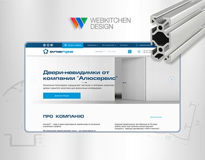 Website shop e-commerce