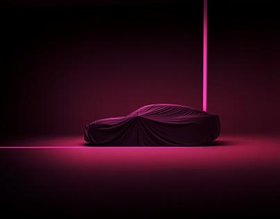 BMW Concept i4 studio