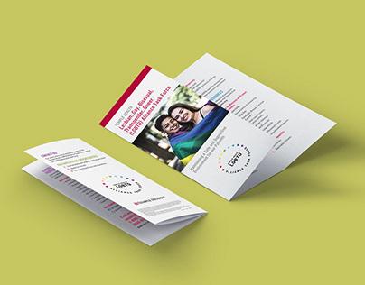 Pocket Brochure Design and Production