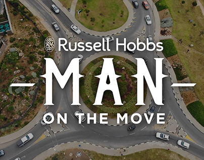 Russell Hobbs - Man on the Move