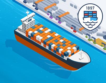 Commercial Port of Vladivostok