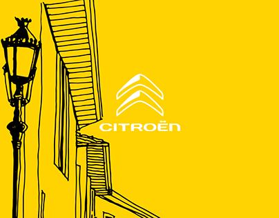 Social mídia - Citroën