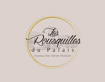 Les Rousquilles du Palais ~ Logo, Labels, Website