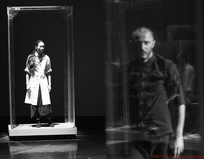 生长Genesis/Performance YabinStudio&Sidi Larbi Cherkaoui