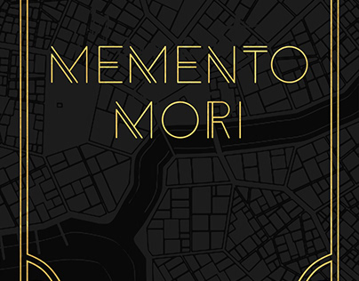 Memento Mori - Cover Design