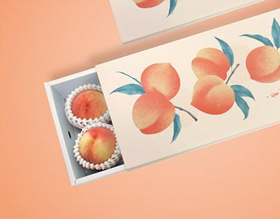 『桃喜』包裝設計 | Packaging Design