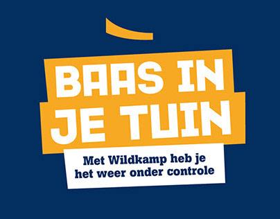 Campagne Wildkamp - Baas in je tuin
